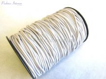 150mts of light grey 3mm bungee cord Elasticated string Shock cord elastic rope